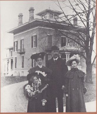 William B. Osborne Family (Son of D. Henry Osborne)